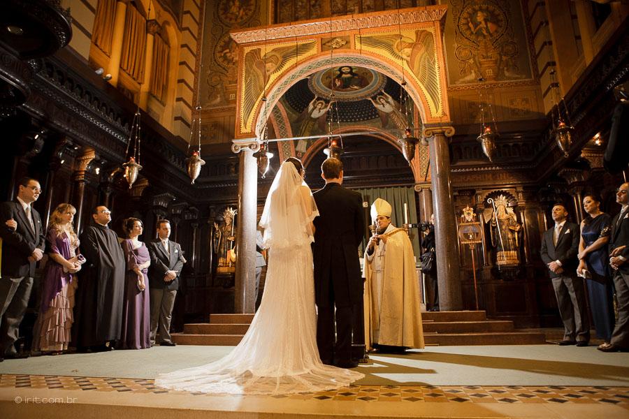 Fotografia Casamento Igreja SP