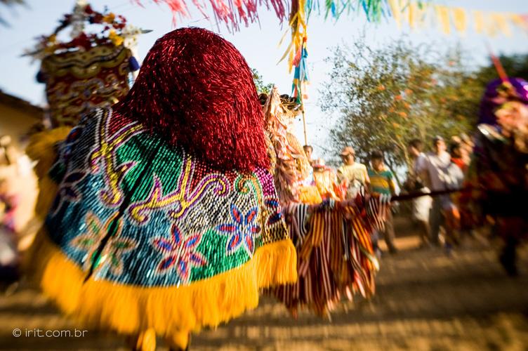 Fotografia Maracatu Rural SP